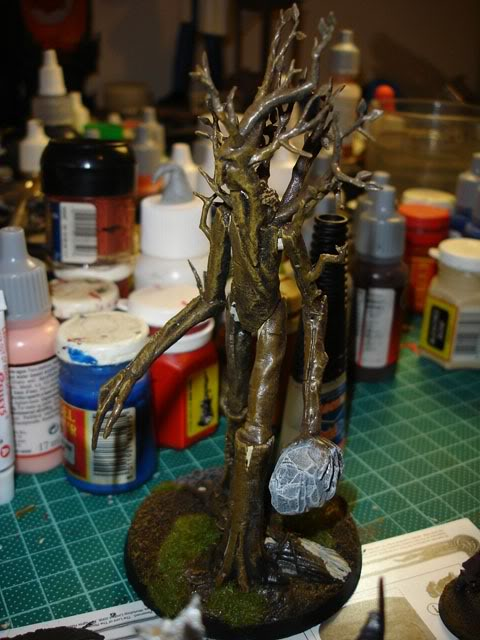 Citadel Lord of the Rings SBG Treeman WIP