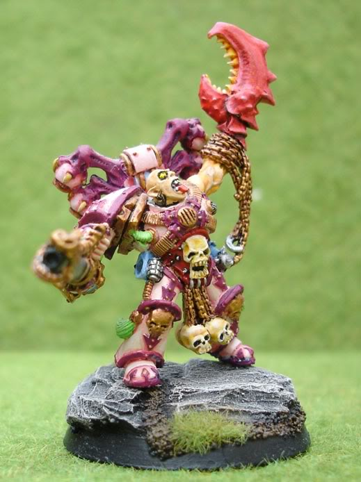 Chaos Chosen of Slaanesh
