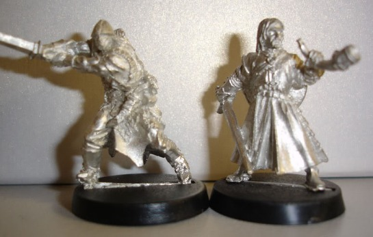 Red Box Games Norse Fearless Hvitarnor, Citadel Lord of the Rings Boromir