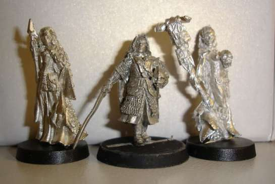 Red Box Games Astrid, Yrsa, Citadel Lord of the Rings Eowyn, Shieldmaiden of Rohan