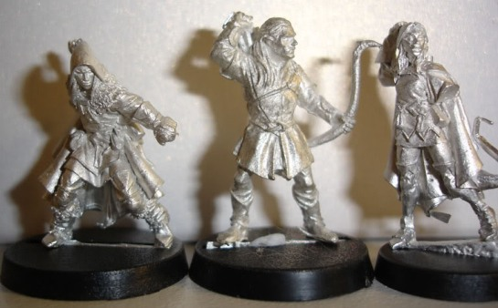 Red Box Games Yvander, Edele, Citadel Lord of the Rings Legolas