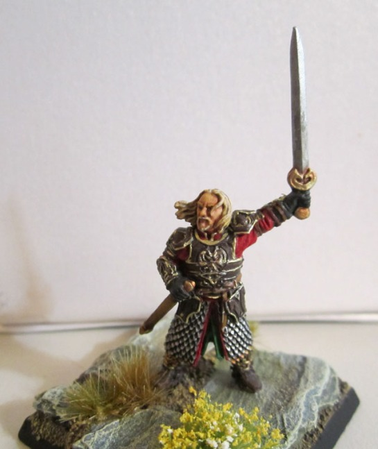 Citadel Miniatures Lord of the Rings Theoden