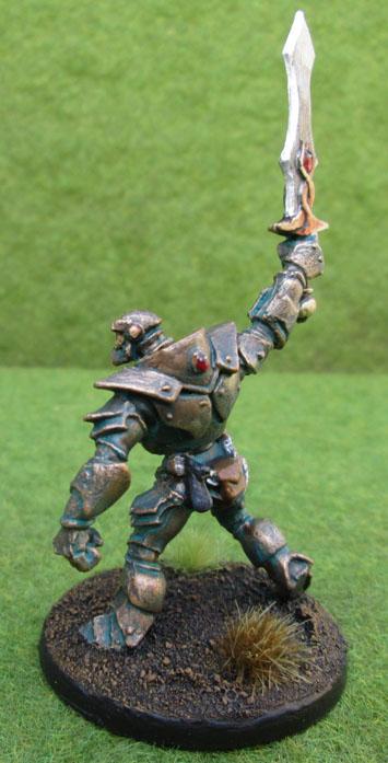 77168: Reaper Bones Battleguard Golem, Iron Golem
