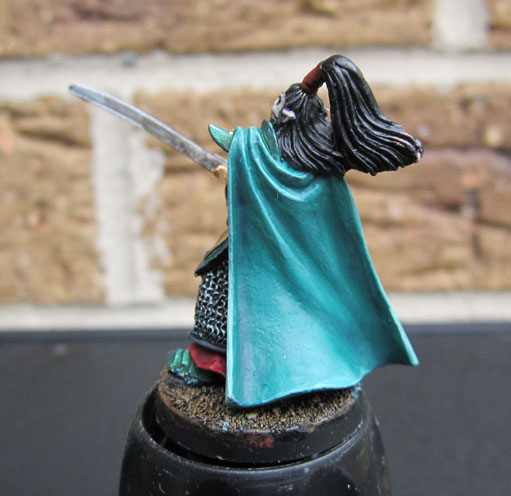Citadel Dark Elf Executioner Champion