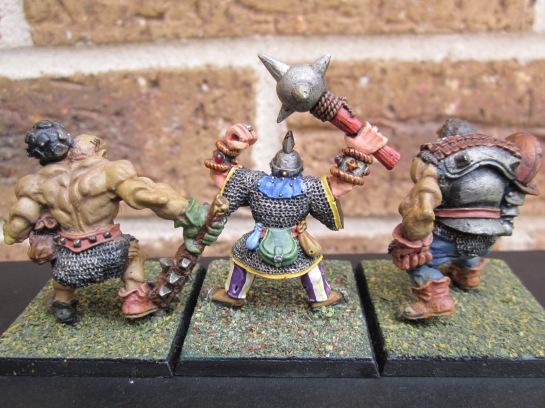 Citadel Bob Olley Ogres, Tin Prow Ogre