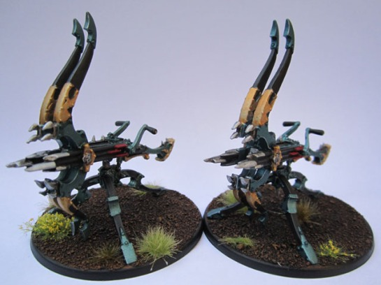Dark Elf Reaper Bolt Throwers