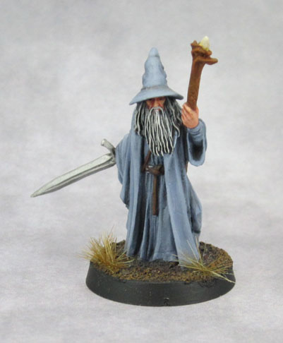 Citadel Miniatures, Gandalf the Grey.