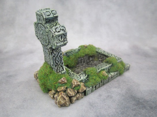 Scotia Grendel Resin Hero's Grave