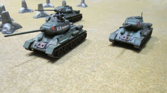 Warlord Games Bolt Action T-34/85