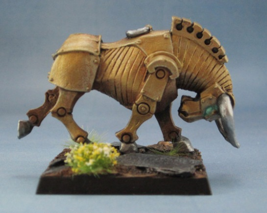Wargames Foundry Bronze Bull (WG434)