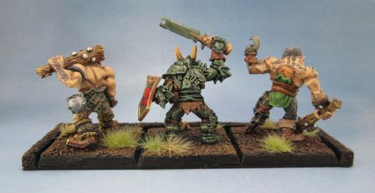 C23 Ogres - Berserker Unit!