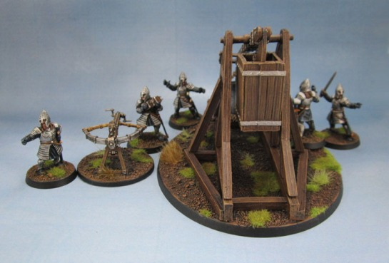 Gondor Battlecry Trebuchet, Avenger Bolt Thrower