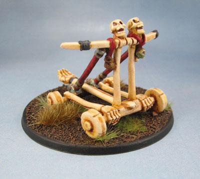 MD8 Undead Skull Chucker/Screaming Skull Catapult Oldhammer