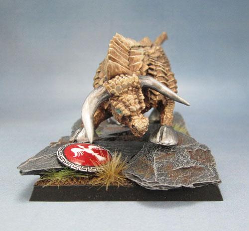 Reaper Bones 77256: Brass Bull