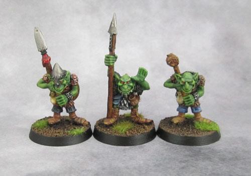 Oldhammer Warhammer Goblins