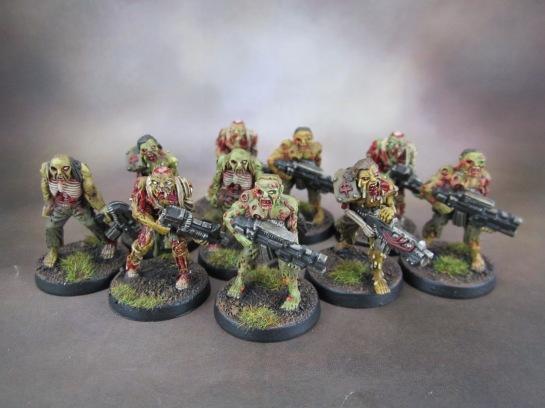 Warzone Dark Legion Blessed Legionnaires, Target Games