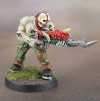 WarZone 1e Undead Legionnaire