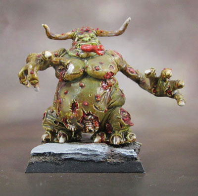 Oldhammer Great Unclean One of Nurgle