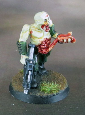 Catachan Zombie Kitbash!