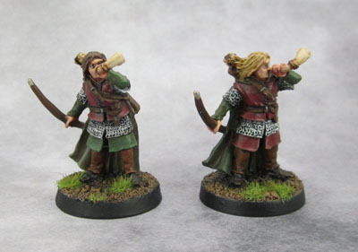 Blackroot Vale Archers Command