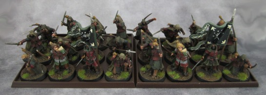Rangers of Middle-Earth, Blackroot Vale Archers Command