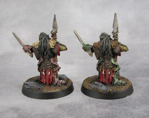 Moria Goblin Shamans