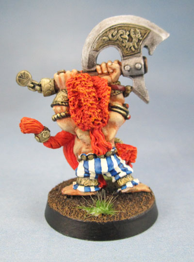 Citadel Warhammer Quest Troll Slayer Dwarf Dragon Slayer (1998) Aly Morrison