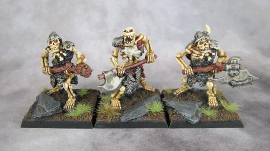 Ral Partha Europe, Das Schwarze Auge, Undead Ogres
