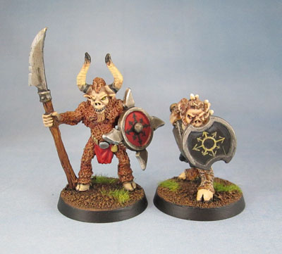 Oldhammer Realm of Chaos Beastmen