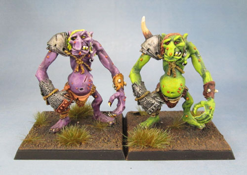 Citadel Blood Bowl Trolls (1988)