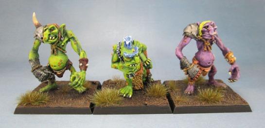 Blood Bowl Trolls, C20 Swamp Troll