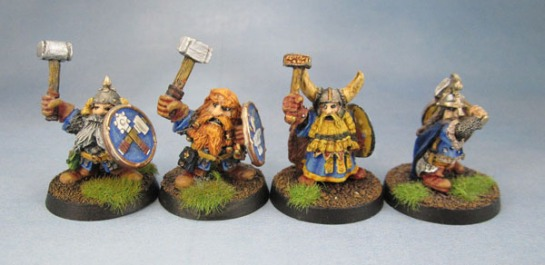 Oldhammer Citadel Norse Dwarfs Dwarves, Sven Hasselfriesian, The Magnificent Sven
