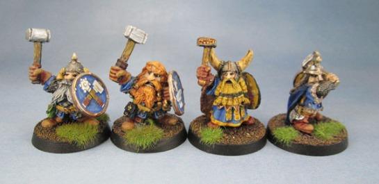 Oldhammer Citadel Norse Dwarfs Dwarves, Sven Hasselfriesian, The Magnificent Sven