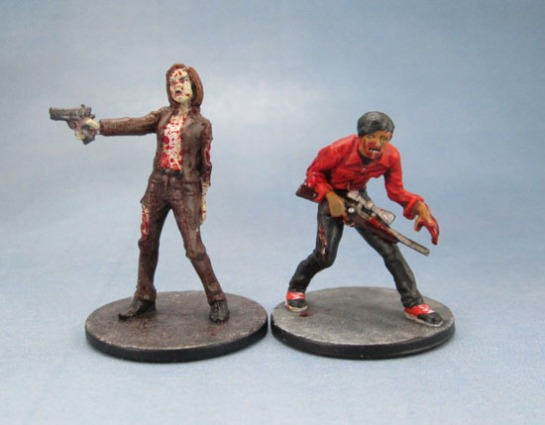 Zombicide Simon Helberg as Howard Walowitz from The Big Bang Theory, Jodie Foster as Clarice Starling from The Silence of the Lambs - or Ally Walker as June Stahl from Sons of Anarchy