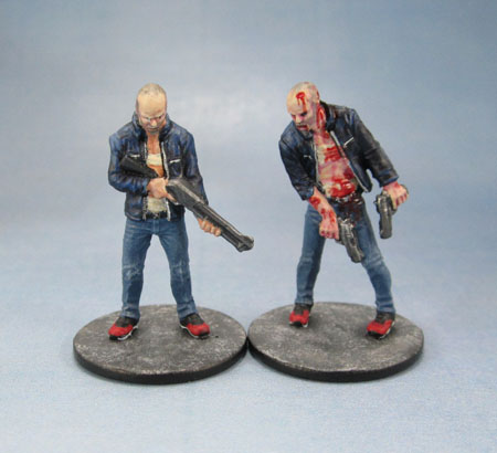 aka Jason Statham as Chev Chelios from Crank 2, Zombicide