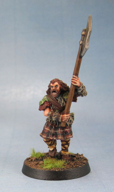 Wildmen of Dunland Celts