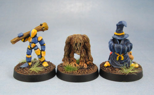 Warhammer Oldhammer Ch5 Chaos Familiars