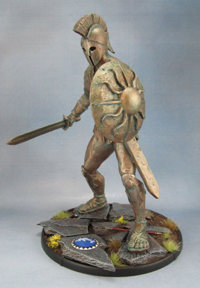 Mierce Miniatures Talos, Colossus of Bronze