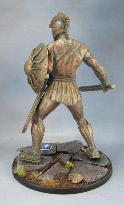 Mierce Miniatures Talos, Colossus of Bronze