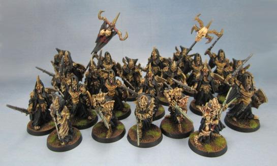 Citadel Lord of the Rings, Castellans of Dol Guldur, Black Númenórean Warriors