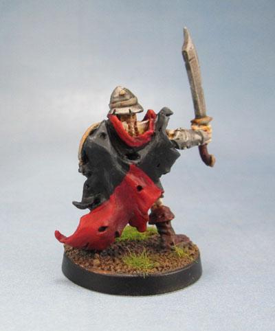 RPE Mage Knight Metal Skeleton 541