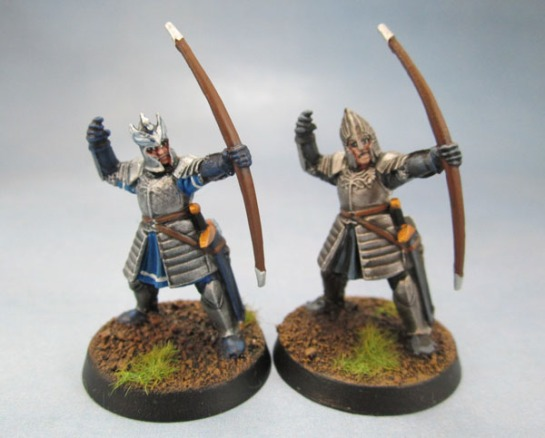 Citadel Warriors of Minas Tirith, eBob Alternative Heads for Knights