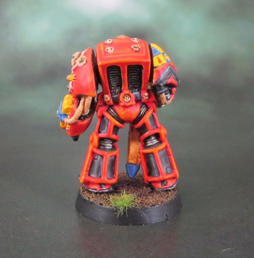 RTB09 Blood Angels Terminator Captain (1989)