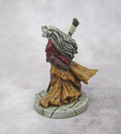 "Dungeons and Dragons Castle Ravenloft - ""Howling Hag"""