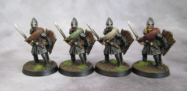 Citadel Lotr Osgiliath Veterans 6 Month Tale Of Gamers Challenge