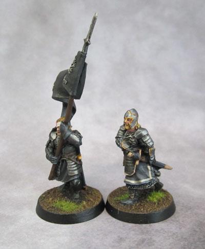 Citadel LotR Osgiliath Veteran Standard, Faramir