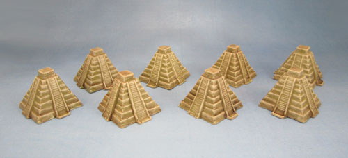 Fortune and Glory Pyramids Temples Tombs