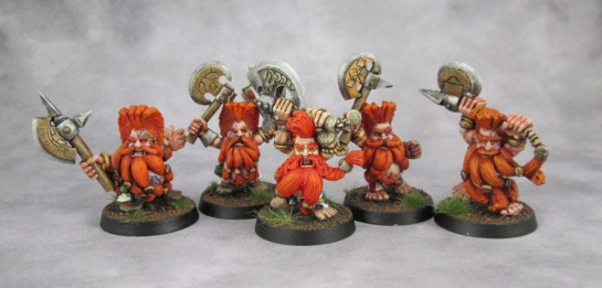 Citadel Giant Slayers 1993-1994, Dragon Slayer