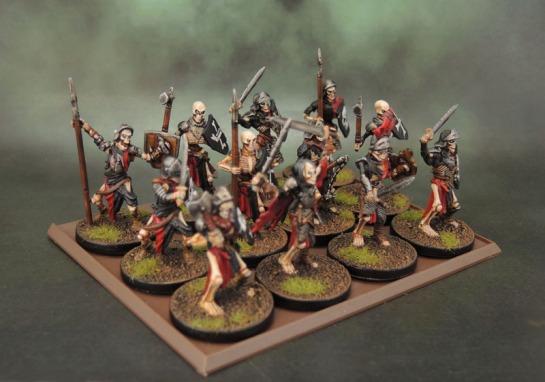 Mantic Games Undead Skeletons
