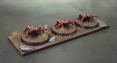 Reaper Bones 77126: Vermin: Spiders